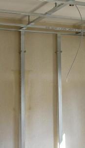 Dachgeschossausbau-Decke